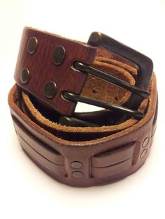 Hey, I found this really awesome Etsy listing at https://www.etsy.com/listing/221046394/mens-genuine-brown-leather-belt-brown