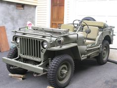 my restored 1944 MB (sold)