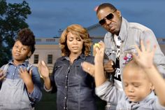 We Feel The Same Way! This Family's 'Obama Don't Go' Video Tribute Is Absolutely Hilarious from essence.com