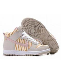 sports shoes c82c4 65d4f Nike Dunk SB Shoes High Women Zebra Zebra Shoes, Sneaker Outlet, Cute Nikes,