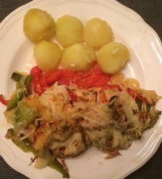Kip-fajita uit de oven met gekookte aardappeltjes https://www.facebook.com/heerlijkerwijs/videos/715852295249395/