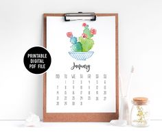 2020 Slim Month To View Spiral Bound Illustrated Wall Calendar Teddy Bears