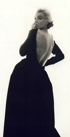 Marilyn Monroe by Bert Stern, The Last Sitting for Vogue, 1962. (MM) http://dunway.us.MARILYN MONROE. (1926-1962).