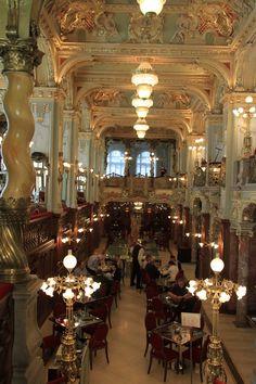 New York Cafe, Budapest, Hungary