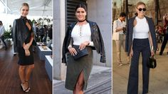 The stars who shoulder the blame for fashion's latest style trend.