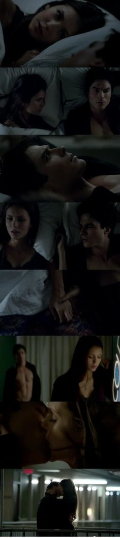 Damon and Elena - Never Let Me Go