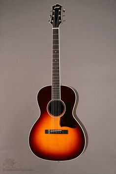 Collings C10s have the best sunbursts! And it sounds even better than it looks.