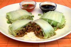 Bardzo dobrzy i szybki przepis na gołąbki po chińsku. Takie Gołąbki po chińsku zrobi nawet początkujący kucharz. Naprawdę smaczne gołąbki