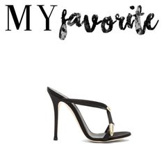"""""""Untitled #1360"""" by fashion-is-my-passion-14 on Polyvore featuring Giuseppe Zanotti"""