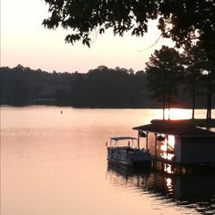 Favorite places spaces on pinterest venice italy for Lake gaston fishing