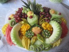 Fruit Platter for Aufruf