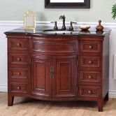 "Found it at Wayfair - Kensington 48"" Single Bathroom Vanity Set"