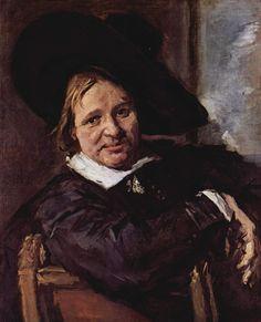 Man met flambard ~ ca. 1664 ~ Olieverf op doek ~ 79,5 x 66,5 cm. ~ Gemäldegalerie Alte Meister, Hessisches Landesmuseum, Kassel