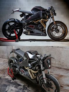 Buell XB9SX by Iron Pirate Garage