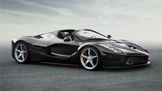 Luksusowy hit roku dla wymagających kierowców – nowe Ferrari LaFerrari Spider