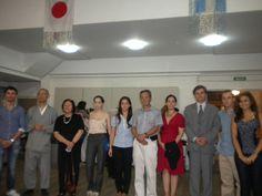 """Encuentro cine-debate de Japón organizado por """"Equilibrium Global"""" con autoridades de la Asociación Japonesa de Argentina AJA"""