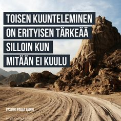 Toisen kuunteleminen on erityisen tärkeää silloin, kun mitään ei kuulu. Carpe Diem Quotes, Cool Words, Wise Words, Love Is Comic, Things About Boyfriends, Gratitude Quotes, Seriously Funny, Husband Quotes, Romantic Love Quotes
