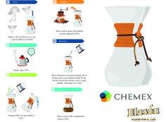 Chemex / café / México/