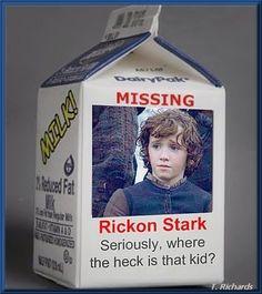Please bring him back..