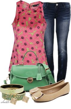 """Style the Jeans"" by christa72 on Polyvore"