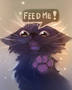 feed me or else... by *Apofiss