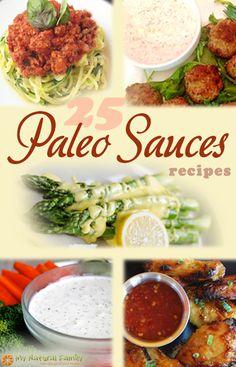 25 Paleo Sauces Recipes