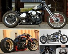 Riding, but most importantly, owning a Harley Davidson motorcycle is an honor and a privilege only a few can afford. Bike enthusiasts know very well that a Harley-Davidson is by definition a work of art. Still, they dare to create something even more.