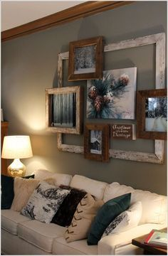 Amazing Interior Design 10 Ways to Make a Wall Grouping Eye-Catching
