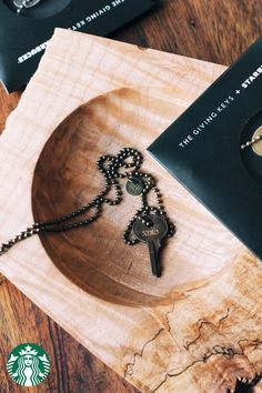 Join the fight against homelessness with The Giving Keys, a pay-it-forward company that manufactures beautiful repurposed, engraved keys featuring words such as LOVE, HOPE, DREAM and BELIEVE.