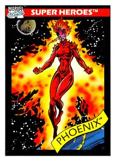 marvel universe trading cards 1990s | Marvel Universe Trading Cards Series I (1990)