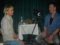 Uschi Glas im Interview mit Uwe Huber für das Bonusmaterial des Films DIE…