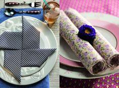 guardanapo-de-tecido-na-decoração-de-mesa