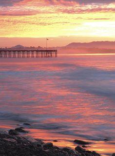 Ventura sunset... WOW i love my home