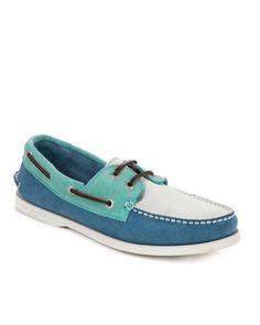 Ted Baker ABACK3 Suede Boat Shoe