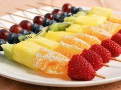 Fun facts about fruit- from a great website that can consume hours of a girl's time perusing..