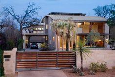 architectural gate design modern 3 e1353227038889 Gate Design Modern Ideas