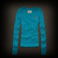 ホリスター レディース ニット Hollister Lobster Point Sweater セーター-アバクロ 通販 ショップ-【I.T.SHOP】