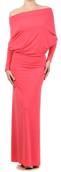 OOH LA LA REDS CONVERTIBLE MULTI WAY MAXI DRESS EDITION II Halter Plunging Neckline Reversible Gown Party REG & PLUS SIZES