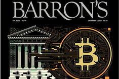 Bitcoin Storms Wall Street   - Barron's