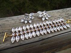 Iceberg Rose Bracelet  http://www.tiffanyrosedesigns.net/bridalcollection/iceberg-rose-bracelet