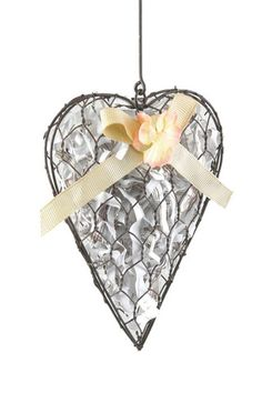 French Wire Heart – BELLAVINTAGEHOME
