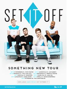Set It Off Announce Something New Tour