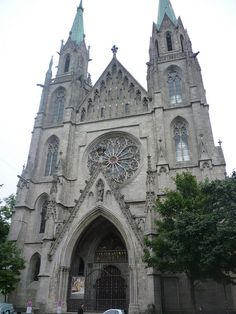 St. Peter's Cathedral - Munich Germany