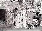 Sewing a Quilt. Gee's Bend, Alabama. Listen to this lovely 2003 NPR Talk of the Nation story showcasing old and dynamic quilts created by a group of women who live in the isolated, African-American hamlet of Gee's Bend, Ala.