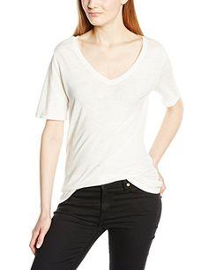 Petit Bateau 12967 Tsmc Col V - T-shirt - Manches courtes - Femme - Noir -  FR  38 (Taille fabricant  Small)  Amazon.fr  Vêtements et accessoires 92165110426d