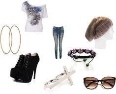"""""""Untitled #1"""" by tamara68647928 ❤ liked on Polyvore"""