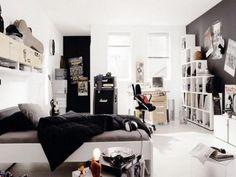 Charming Hipster Bedroom For Modern Bedroom Design Ideas: Captivating Hipster…