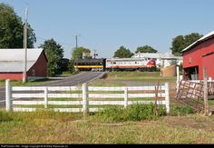 RailPictures.Net Photo: PREX 1755 Gettysburg & Northern Railroad EMD F9(A) at Goldenville, Pennsylvania by Andrew Blaszczyk (2)