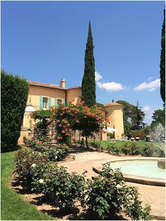 Chateau Les Crostes, read more http://www.frenchweddingstyle.com/summer-wedding-venues-in-france/