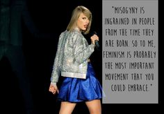 33 Times Celebrities Stood Up For Feminism In 2015